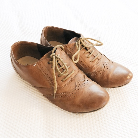 Call it Spring brown lace loafers